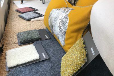 Les beaux tapis de Kvadrat désormais disponibles à l'Atelier Rivay